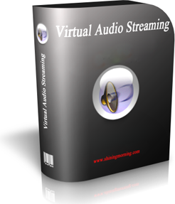Virtual Audio Streaming boxshot